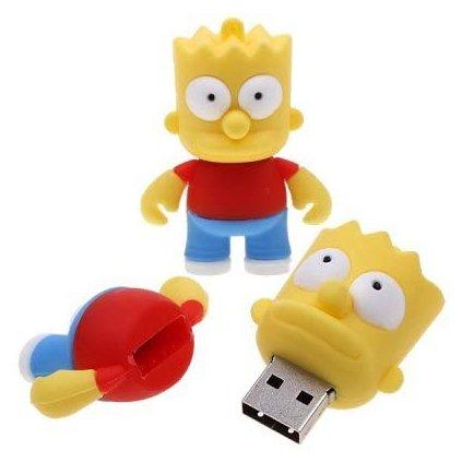 USB flash disk jednorožec 32 GB duha