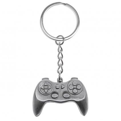 Přívěšek na klíče herní ovladač