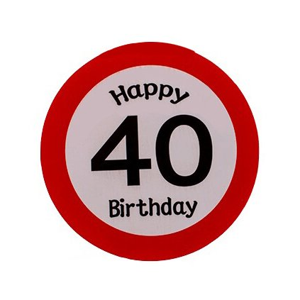 Podtácky 40 let