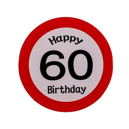 Podtácky 60 let