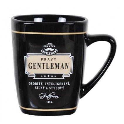 Hrnček – pravý gentleman