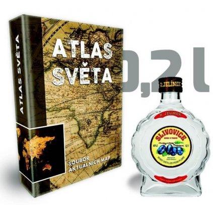 Léčivá kniha - Atlas světa