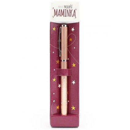 Kuličkové pero pro maminku
