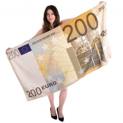 Osuška 200 Euro