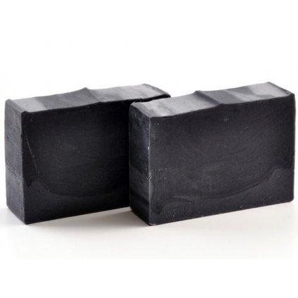 Přírodní mýdlo - Černé zlato