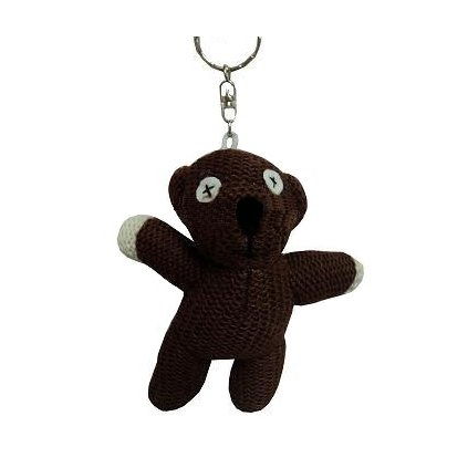 Medvedík Teddy na kľúče
