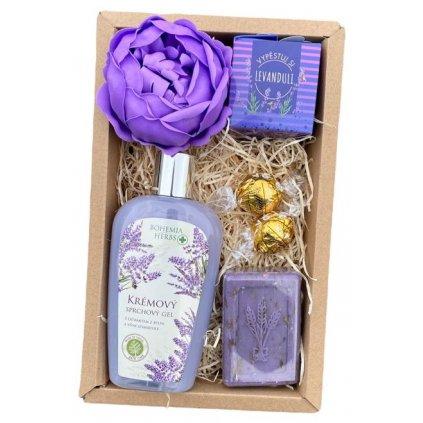 Darčekový levanduľový balíček