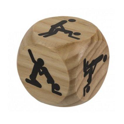 Drevená kocka kámasútra