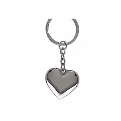Kľúčenka – srdce NICOLE