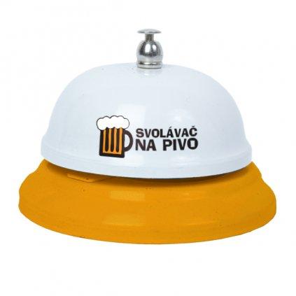 Stolní zvoneček pivo