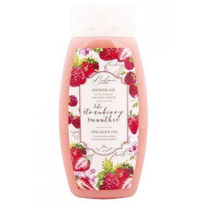 Sprchový gel jahodový