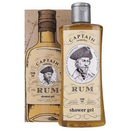 Sprchový gel - Rum