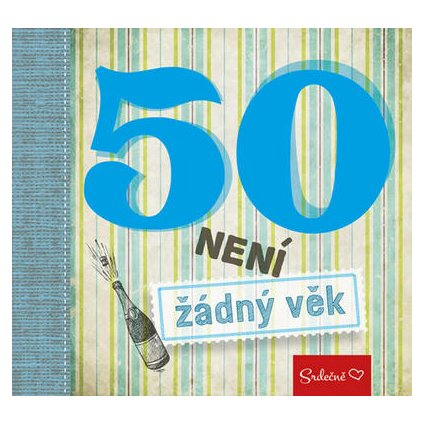 Kniha 50 – žiadny vek