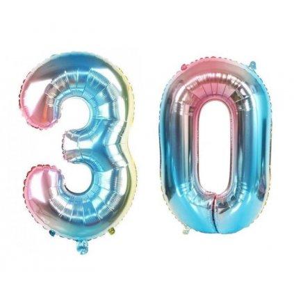 Narozeninové balónky 30