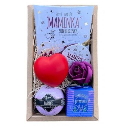 Darčekový balíček pre mamičku
