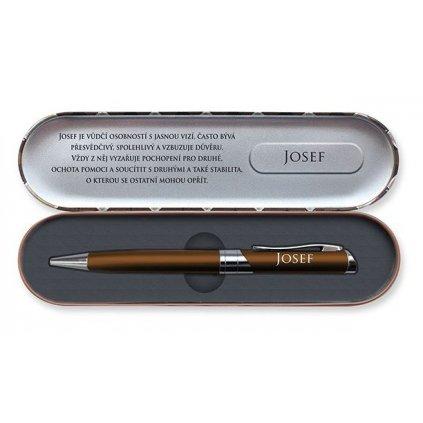 Darčekové pero Josef