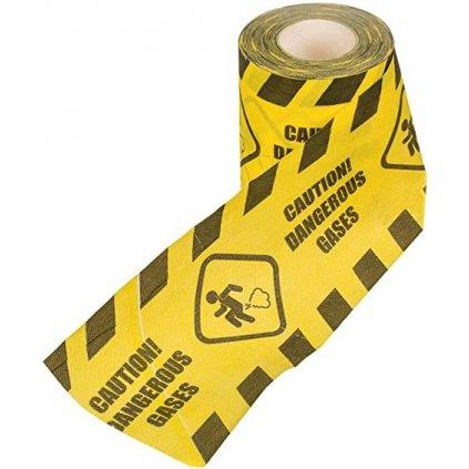 Toaletní papír Pozor nebezpečí