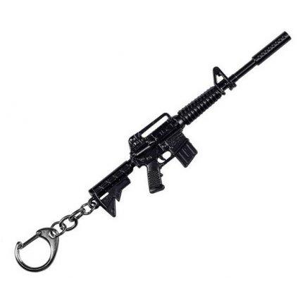 Kľúčenka – útočná puška M4