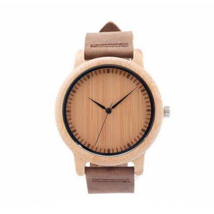 Pánske drevené hodinky A15