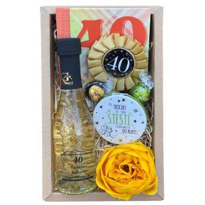 Darčekový balíček pre ženy 40