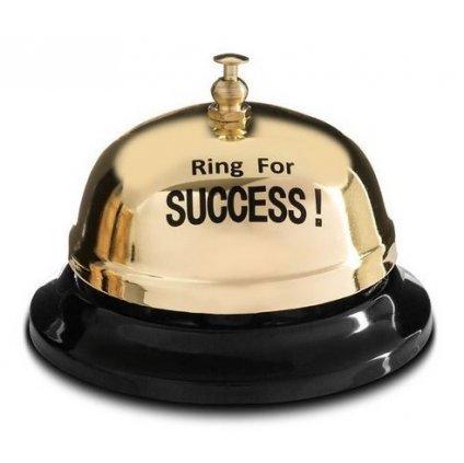 Zvoneček pro úspěch