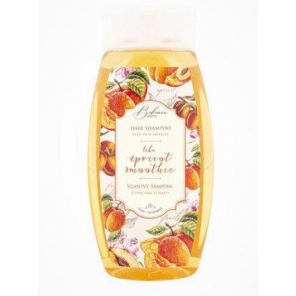 Vlasový šampon meruňkový