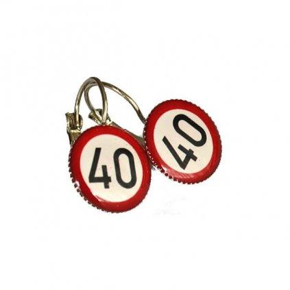 Náušnice 40