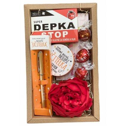 Darčekový balíček pre učiteľku 2