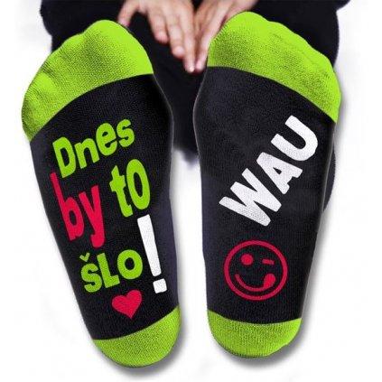 Dámske ponožky – Dnes by to šlo
