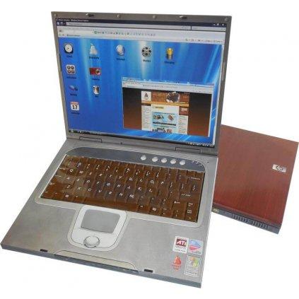 Čokoládový notebook