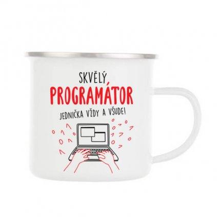 Plecháčik – Skvelý programátor