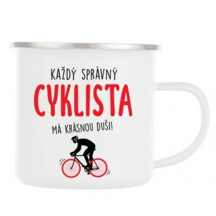 Plecháček Správný cyklista
