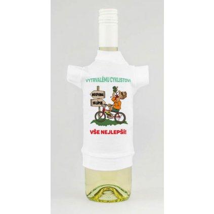 Triko na lahev - Vytrvalému cyklistovi