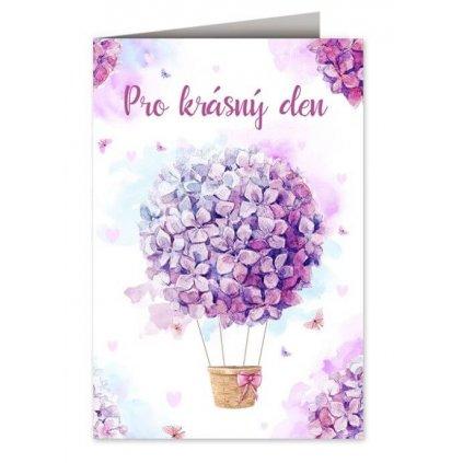 Pro krásný den - narozeninové přání