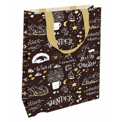 Darčeková taška, mini, Dobrodružstvo