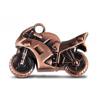 USB flash disk Motorka bronz