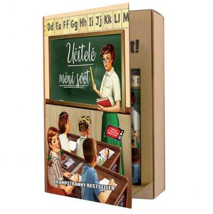 Kosmetická kniha pro učitele