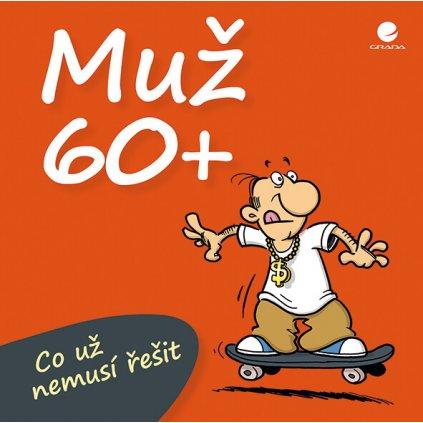 Kniha muž 60