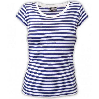 Námořnické tričko dámské - M