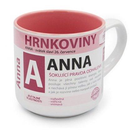 Hrnkoviny Anna