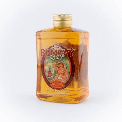 Rumová olejová koupelová lázeň