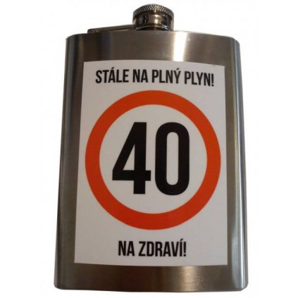 Ploskačka - Stále na plný plyn 40