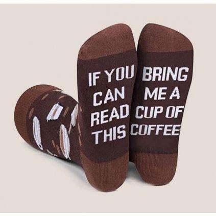 Veselé fusakle Přines mi kávu