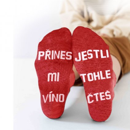 Veselé fusakle Přines mi víno