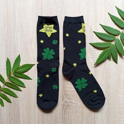 Veselé ponožky Úžasný dědeček