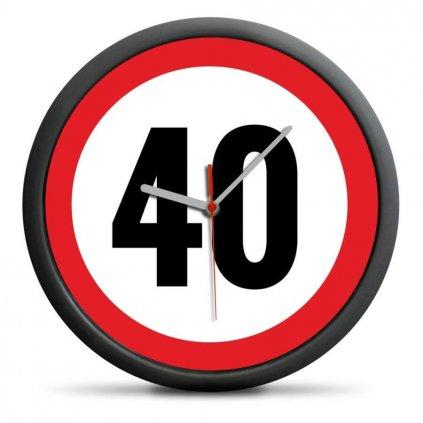 Hodiny 40