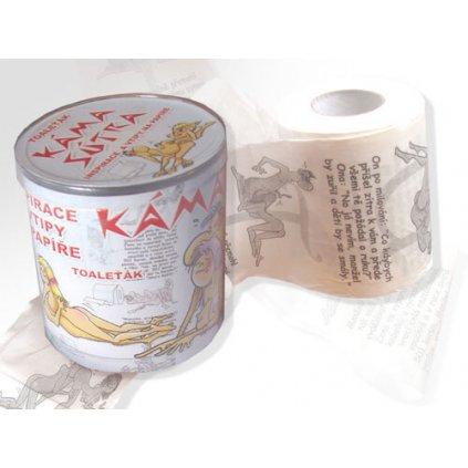 Toaletný papier Kámasútra