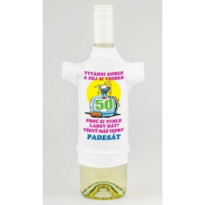Triko na lahev - Padesátka