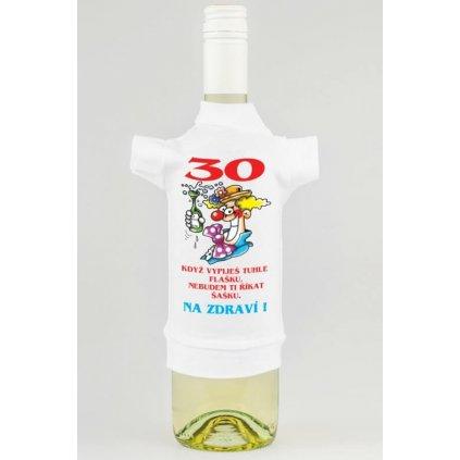 Triko na lahev - Třicítka