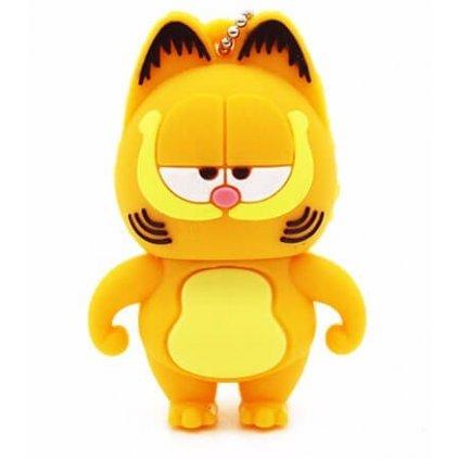 Flash disk – kocúr Garfield
